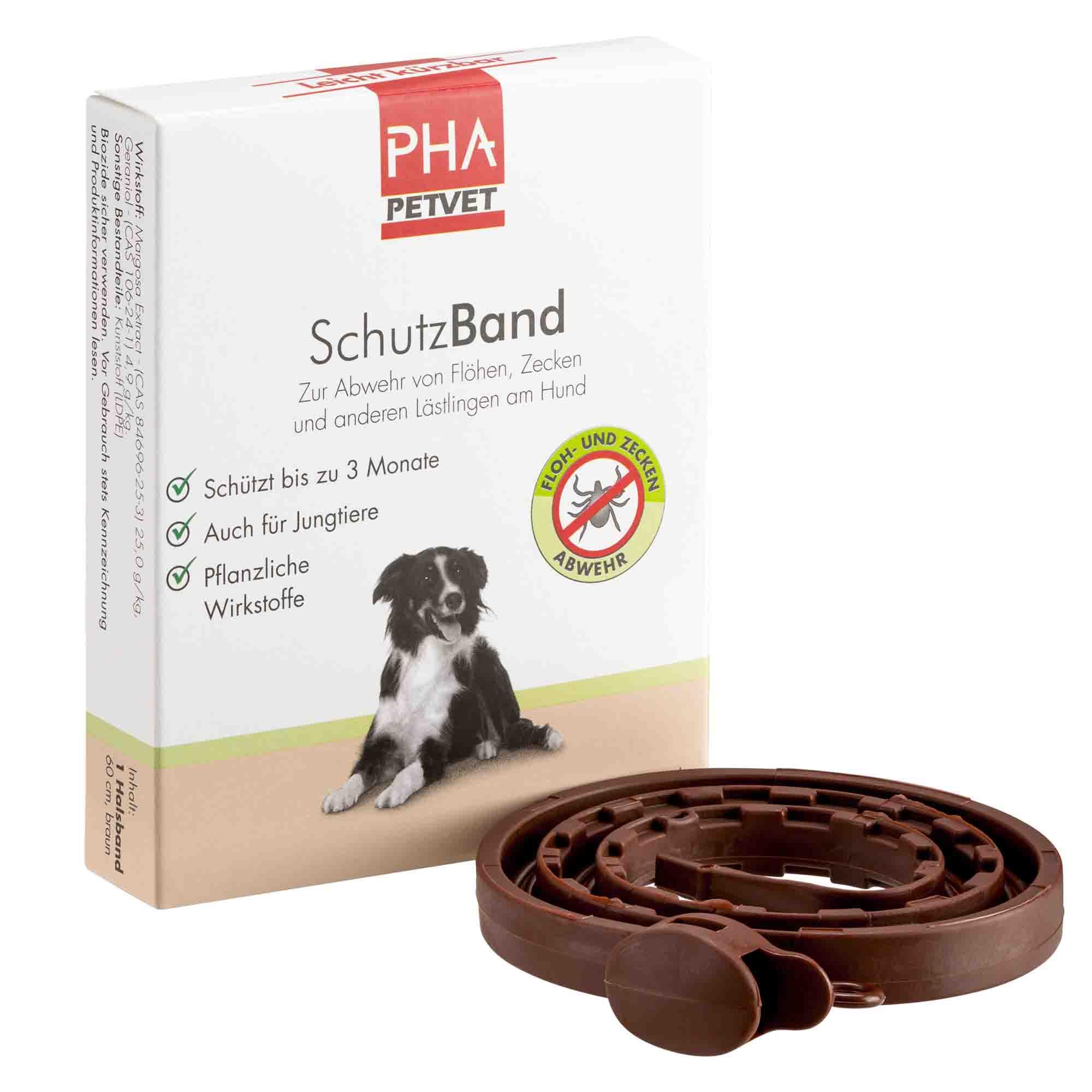 PHA SchutzBand für Hunde 60cm