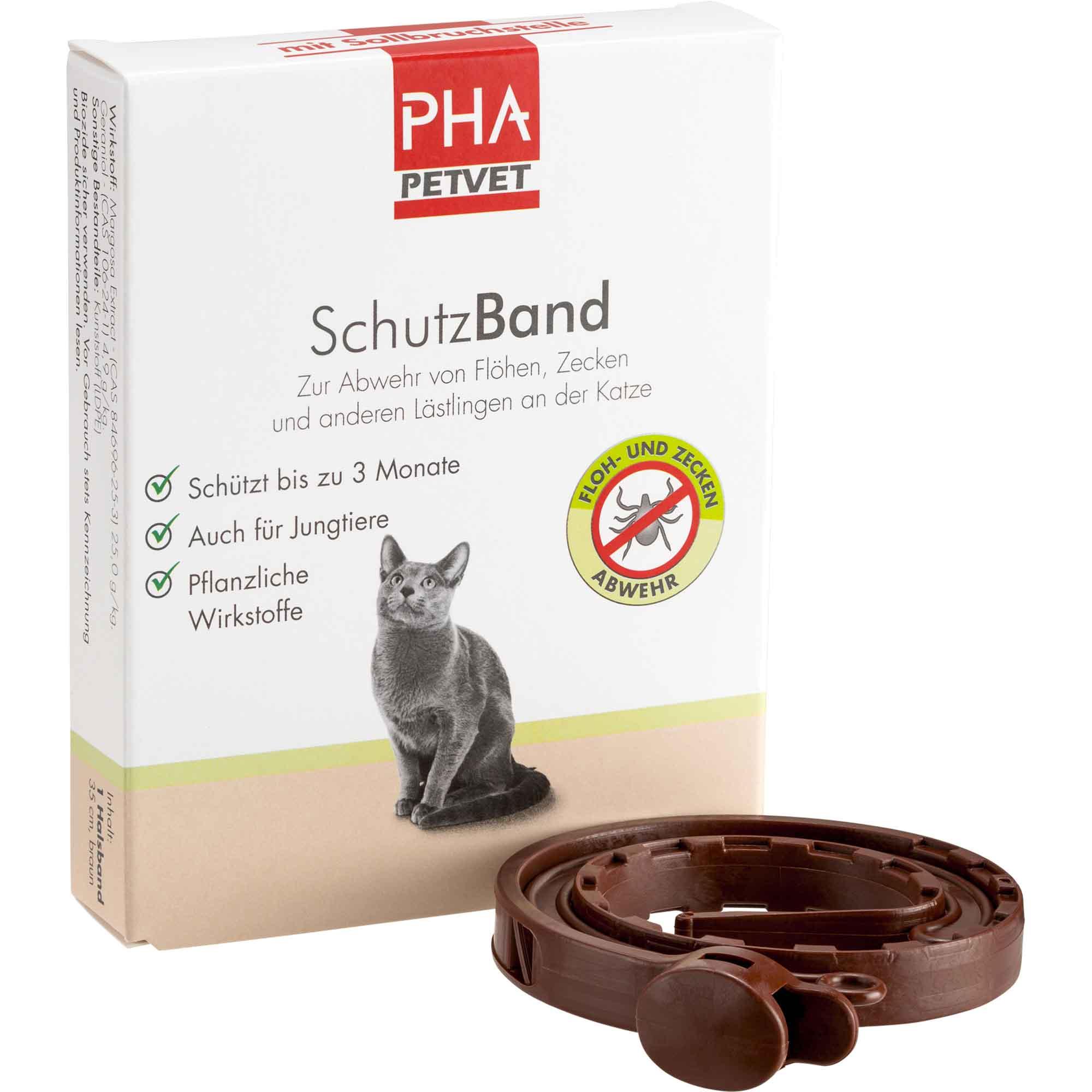 PHA SchutzBand für Katzen