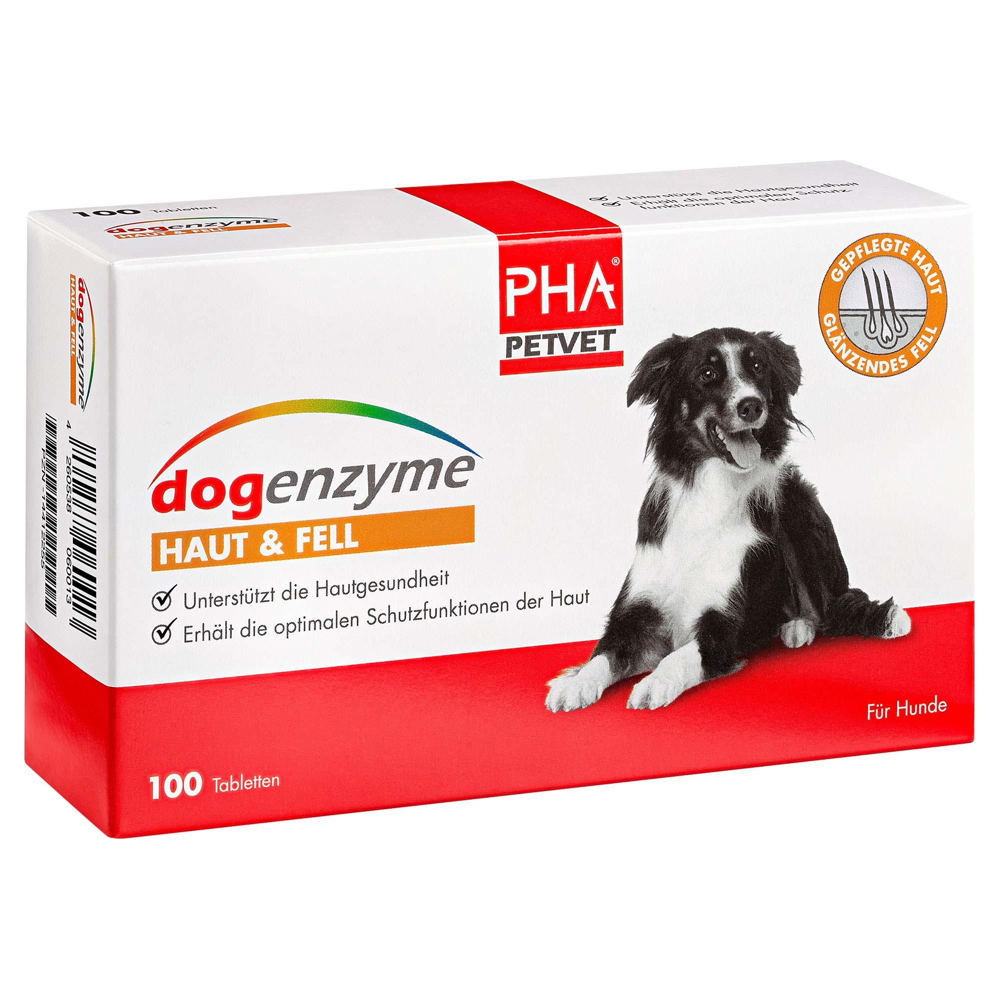 PHA dogenzyme Haut&Fell